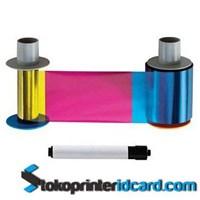 Pita Ribbon Color YMCKOK Fargo DTC4500e Part Number : 45210 1