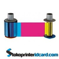 Pita Ribbon Color YMCKO Fargo DTC4500e Part Number : 45200