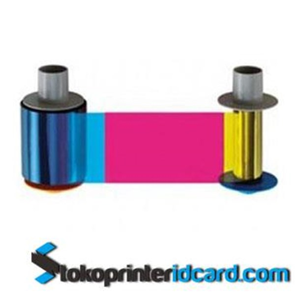 Pita Ribbon Color YMCKO Fargo DTC4500e Part Number : 45200