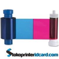 Pita Ribbon color YMCKO Magicard Pronto dan Enduro 1