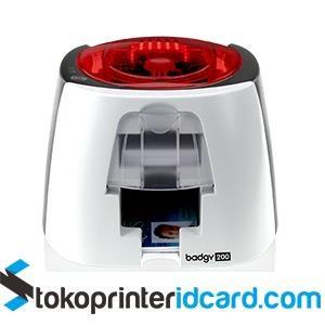 Printer Id Card Evolis Badgy