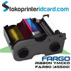 Ribbon YMCKO Fargo DTC1250e [PN: 45500] 1