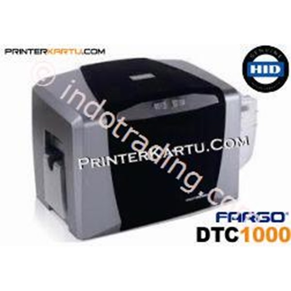 Printer Kartu Fargo DTC1000 Monochrome