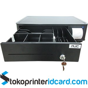 Cash Drawer plus Bluetooth Printer AJC-CD BTP