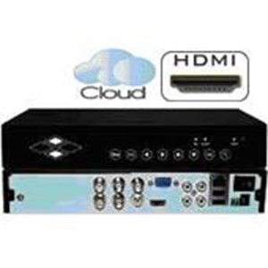 Dvr Core Vision Dvr-5404 4Ch 960H +Hdmi