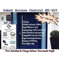 Paket Access Control Pintu Nt-207
