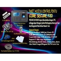 Paket Access Control Pintu Core Secure F20 Premium Series