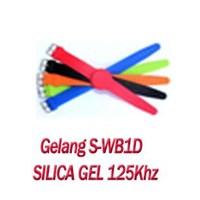 Gelang Rfid Silica Gel 125Khz S-Wb1d Id