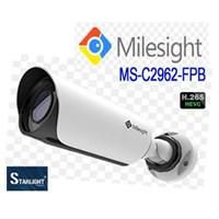 Ip Cam  Milesight Ms-C2962-Fpb  2Mp H.265