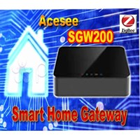 Box Panel Smart Home Gateway Acesee Sgw200