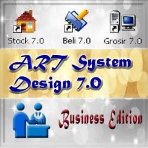 Dari Art System Design (Paket Standar Basic) Edisi 7.0  0