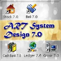 Art System Design (Paket Enterprise) Edisi 7.0