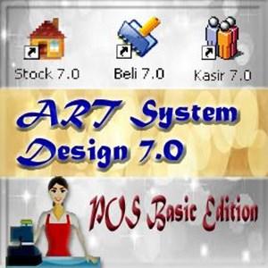 Dari Art System Design Paket Kasir Basic Edisi 7.0 0