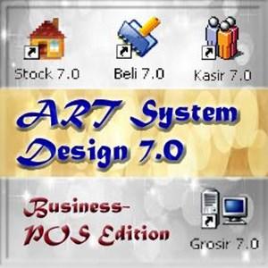 Dari Aplikasi Dan Software Art System Design Paket Kasir Grosir Edisi 7.0 0