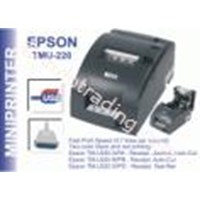 Printer Mini Epson Tm-U220b(Autocutter)