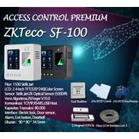 Paket Access Control Zkteco Sf-100 - Alat Sekuriti Dan Keamanan Lainnya