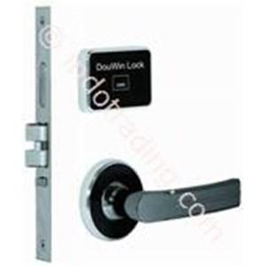 Kunci Pintu Hotel Sistem Kartu Mifare Model Terpisah Plus Anti Api  Dou Win 671Mfsc