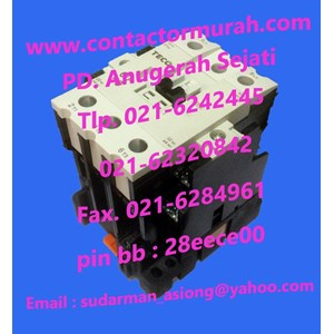From Contactor type CU50 TECO 2