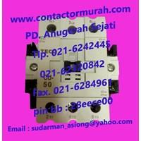 Distributor TECO tipe CU50 kontaktor 3