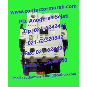 Dari Kontaktor magnetik tipe CU50 TECO 1