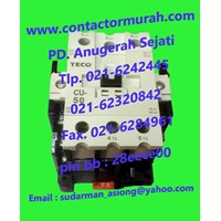 Kontaktor magnetik TECO tipe CU50 1