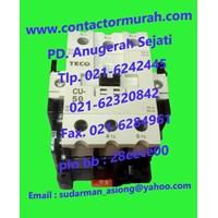 Distributor TECO tipe CU50 kontaktor magnetik 3