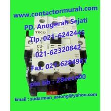 Tipe CU50 kontaktor magnetik TECO