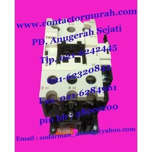 Kontaktor magnetik CU27 TECO