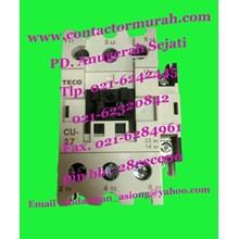 Magnetik kontaktor CU27 TECO