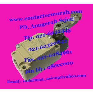 Limit switch 10A CWLCA2-2 Shemsco