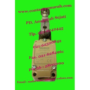 Limit switch tipe CWLCA2-2 10A Shemsco