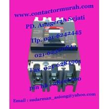 ABB breaker tipe Sace Formula A1 A 125