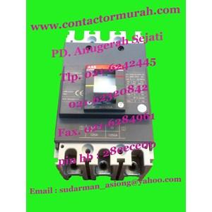 Breaker tipe Sace Formula A1 A 125 ABB