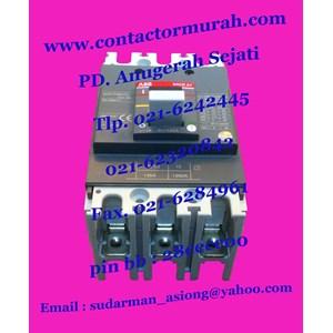 ABB tipe Sace Formula A1 A 125 MCCB