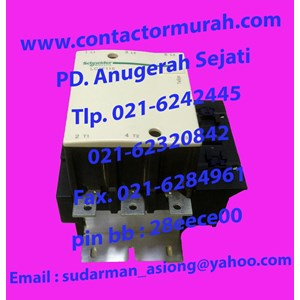 Magnetik Schneider kontaktor LC1F115