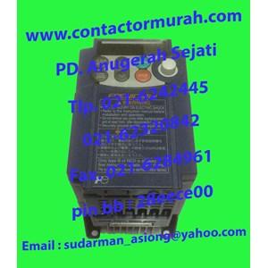 Fuji inverter 9.7A tipe FRNO.75C1S-7A