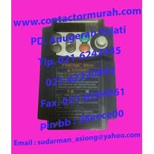 tipe FRNO.75C1S-7A Fuji inverter 9.7A