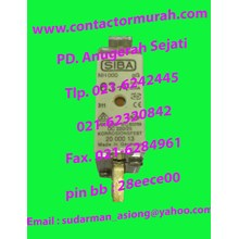 Fuse SIBA NH000 63A 500V