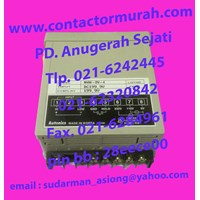 Autonics tipe M4W-DV-4 panel meter 220V 1