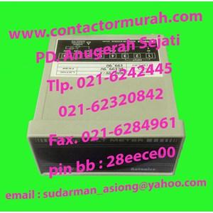 Autonics panel meter M4W-DV-4 DC199.9V