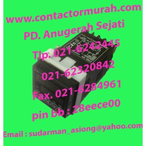 Autonics 220V timer tipe CT6S-1P4