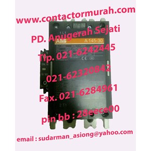 Magnetik kontaktor ABB A145-30