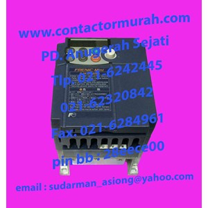 From 400V Fuji inverter type FRN1.5CIS-2A 1