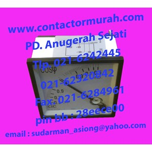 Panel Meter CIC