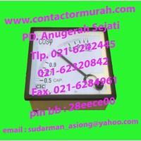 Distributor Panel Meter CIC EPQ 96 400V 3