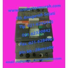Kontaktor ABB tipe Tmax T1B 160 8kV