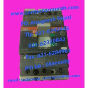 Kontaktor magnetik ABB tipe Tmax T1B 160