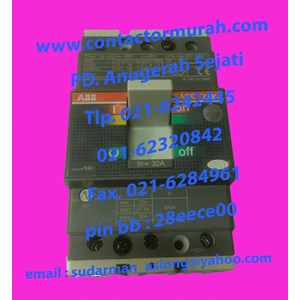Tmax T1B 160 contactor magnetic ABB