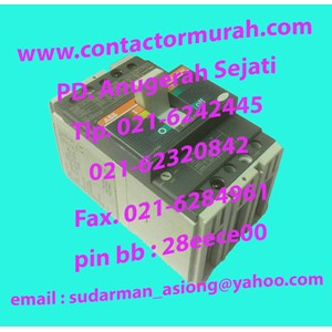 Tipe Tmax T1B 160 ABB kontaktor magnetik