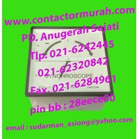 Jual Tipe STC144 Synchroscope Circutor 400V 2